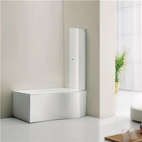 Badkarsvägg Bathlife Ideal Form - Duschväggar - Duschar - Golvshop.se