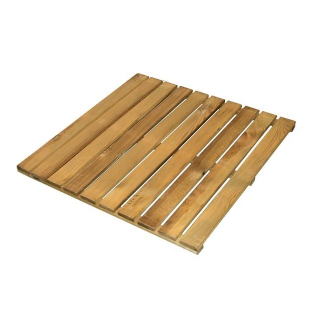 Trallgolv i trä, plast m.m. Perfekt för balkongen - Golvshop.se